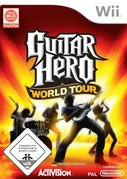 Cover zu Guitar Hero: World Tour - Wii