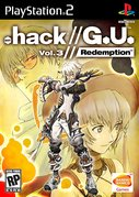 Cover zu .hack//G.U. vol.3//Redemption - PlayStation 2