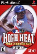Cover zu High Heat Major League Baseball 2002 - PlayStation 2