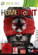 Cover zu Homefront - Xbox 360