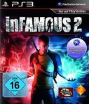 Cover zu inFamous 2 - PlayStation 3
