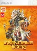 Cover zu Invincible Tiger: The Legend of Han Tao - Xbox 360