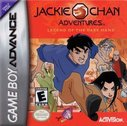Cover zu Jackie Chan Adventures: Legend of the Dark Hand - Game Boy Advance