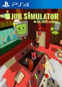 Cover zu Job Simulator - PlayStation 4