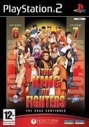 Cover zu The King of Fighters Doublepack - PlayStation 2