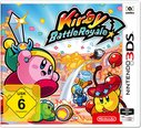 Cover zu Kirby Battle Royale - Nintendo 3DS