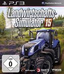 Cover zu Landwirtschafts-Simulator 15 - PlayStation 3