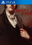 Cover zu Layers of Fear - PlayStation 4