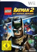 Cover zu LEGO Batman 2: DC Super Heroes - Wii