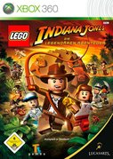 Cover zu LEGO Indiana Jones: The Original Adventures - Xbox 360