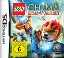 Cover zu Lego Legends of Chima: Laval's Journey - Nintendo DS