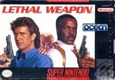 Cover zu Lethal Weapon - SNES