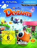 Cover zu Little Deviants - PS Vita