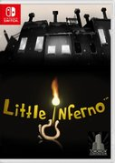 Cover zu Little Inferno - Nintendo Switch