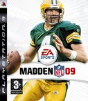 Cover zu Madden NFL 09 - PlayStation 3