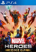 Cover zu Marvel Heroes Omega - PlayStation 4