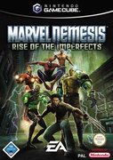 Cover zu Marvel Nemesis: Rise of the Imperfects - GameCube