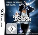Cover zu Michael Jackson: The Experience - Nintendo DS