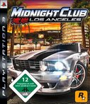 Cover zu Midnight Club: Los Angeles - PlayStation 3