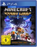 Cover zu Minecraft: Story Mode - PlayStation 4
