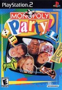 Cover zu Monopoly Party - PlayStation 2