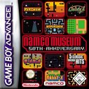Cover zu Namco Museum: 50th Anniversary-Collection - Game Boy Advance