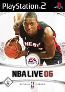 Cover zu NBA Live 06 - PlayStation 2