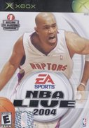 Cover zu NBA Live 2004 - Xbox
