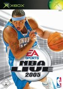 Cover zu NBA Live 2005 - Xbox