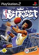 Cover zu NBA Street - PlayStation 2