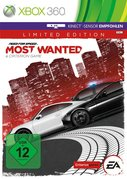 Cover zu Need for Speed: Most Wanted - Xbox 360