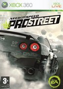 Cover zu Need for Speed: ProStreet - Xbox 360