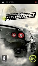 Cover zu Need for Speed: ProStreet - PSP