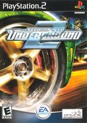 Cover zu Need for Speed Underground 2 - PlayStation 2