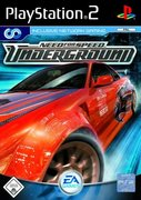 Cover zu Need for Speed: Underground - PlayStation 2