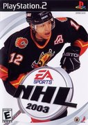 Cover zu NHL 2003 - PlayStation 2