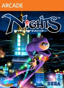 Cover zu NiGHTS into Dreams - Xbox Live Arcade