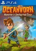Cover zu Oceanhorn: Monster of Uncharted Seas - PlayStation 4