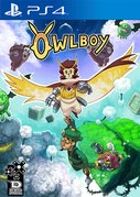 Cover zu Owlboy - PlayStation 4