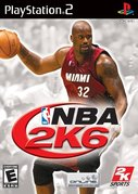 Cover zu NBA 2K6 - PlayStation 2