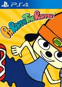 Cover zu PaRappa the Rapper Remastered - PlayStation 4