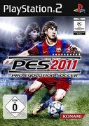 Cover zu Pro Evolution Soccer 2011 - PlayStation 2