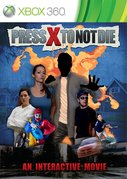 Cover zu Press X to Not Die - Xbox 360