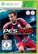 Cover zu Pro Evolution Soccer 2015 - Xbox 360