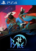 Cover zu Pyre - PlayStation 4