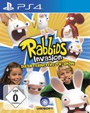 Cover zu Rabbids Invasion: The Interactive TV Show - PlayStation 4