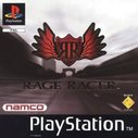 Cover zu Rage Racer - PlayStation