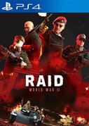 Cover zu Raid: World War 2 - PlayStation 4