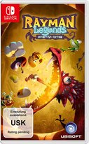 Cover zu Rayman Legends: Definitive Edition - Nintendo Switch