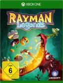 Cover zu Rayman Legends - Xbox One